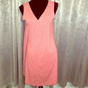 Coral Loft Summer Dress
